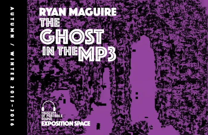 Ryan Maguire: The Ghost in the MP3