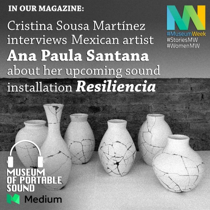 In Our Magazine: Ana Paula Santana's Resiliencia