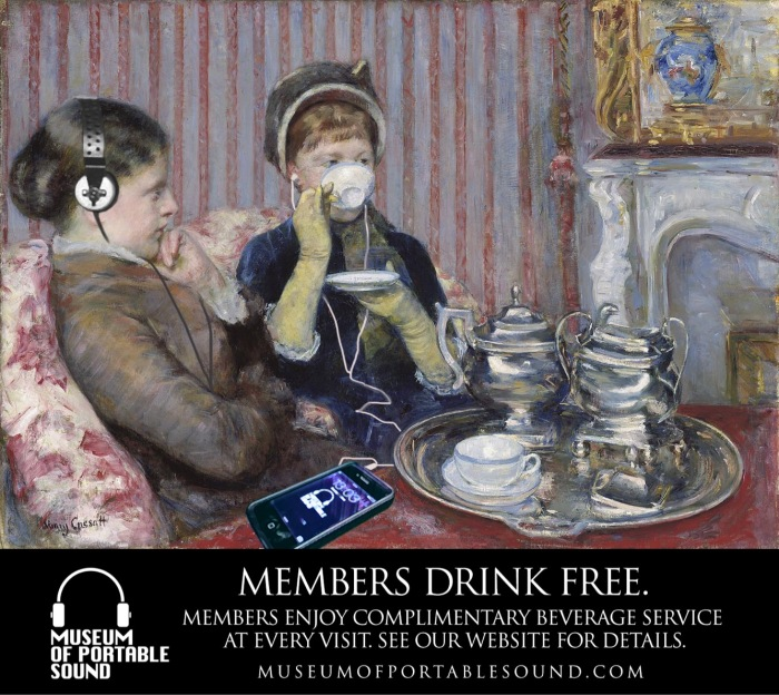 Members receive one complimentary beverage per visit.