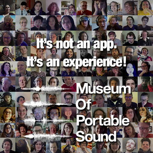 It's not an app. It's an experience!