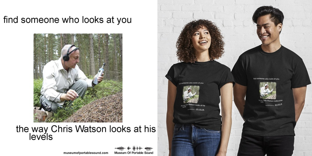 Relationship Goals T-shirts!